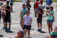 Tamaqua Raider Band Camp, Middle School Parking Lot, Tamaqua, 8-13-2015 (433)
