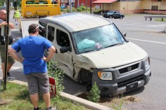 Woman Injured During Two Vehicle Accident, Tide Road, SR309, Hometown, 8-5-2015 (16)