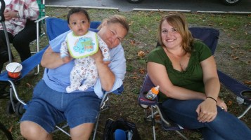Music in the Park, Rodney Clouser Band, Kennedy Park, Lansford, 8-30-2015 (59)