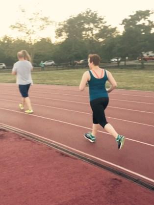 Runner Amanda Watsula, Care for the Homeless, to Run in New York City Marathon, 8-27-2015 (1)
