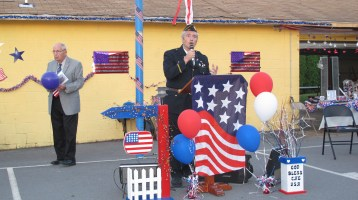 Sept. 11 Remembrance, Memorial Service, Jackie Jones, South Ward Playground, Tamaqua (128)