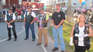 Sept. 11 Remembrance, Memorial Service, Jackie Jones, South Ward Playground, Tamaqua (32)
