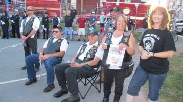 Sept. 11 Remembrance, Memorial Service, Jackie Jones, South Ward Playground, Tamaqua (95)
