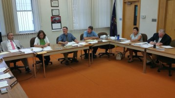 Tamaqua Borough Council Meeting, Borough Hall, Tamaqua, 9-1-2015 (13)