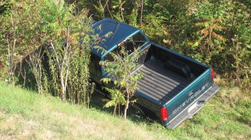Two Vehicle Accident, Clamtown Road, SR443, Clamtown, Walker Township, 9-17-2015 (12)