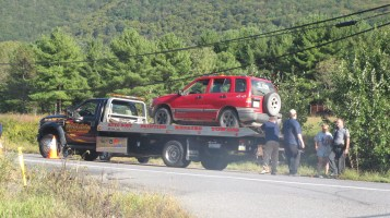 Two Vehicle Accident, Clamtown Road, SR443, Clamtown, Walker Township, 9-17-2015 (20)