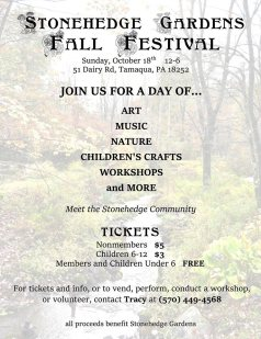 10-18-2015, Fall Festival, Stonehedge Gardens, South Tamaqua