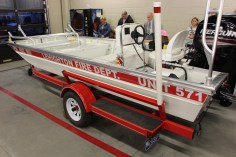 Dedication of New Fire Station, Pumper Truck, Boat, Lehighton Fire Department, Lehighton (163)