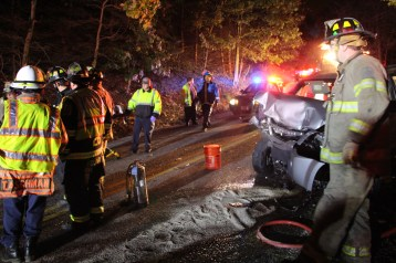 Driver Flees Head-On Crash During Following Police Pursuit in Ryan Township, 10-4-2015 (20)