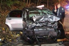 Driver Flees Head-On Crash During Following Police Pursuit in Ryan Township, 10-4-2015 (38)
