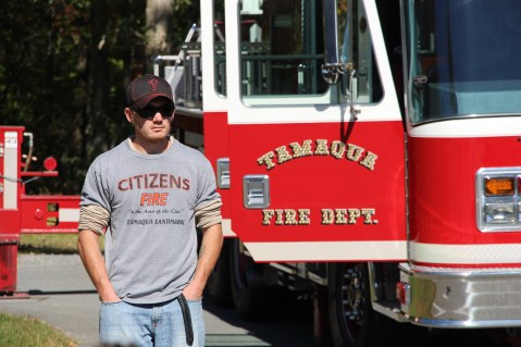 Fire Prevention, via Tamaqua Fire Department, Tamaqua Elementary School, Tamaqua, 10-5-2015 (48)