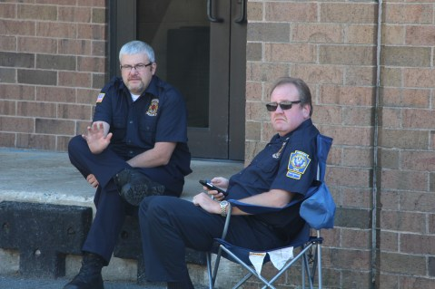 Fire Prevention, via Tamaqua Fire Department, Tamaqua Elementary School, Tamaqua, 10-5-2015 (81)