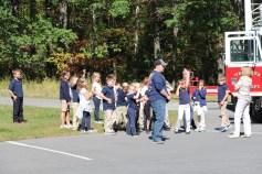 Fire Prevention, via Tamaqua Fire Department, Tamaqua Elementary School, Tamaqua, 10-5-2015 (87)