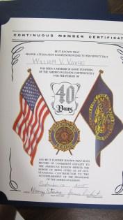 Installation of Officers, Coaldale American Legion, Coaldale, 9-12-2015 (58)