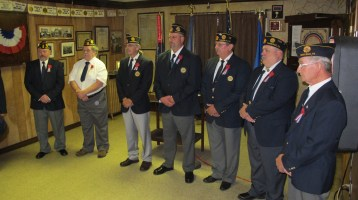 Installation of Officers, Tamaqua American Legion, Tamaqua, 9-12-2015 (44)