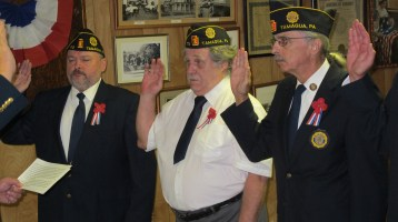 Installation of Officers, Tamaqua American Legion, Tamaqua, 9-12-2015 (54)