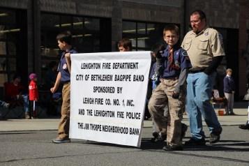 Parade for New Fire Station, Pumper Truck, Boat, Lehighton Fire Department, Lehighton (11)