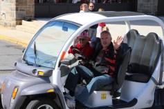 Parade for New Fire Station, Pumper Truck, Boat, Lehighton Fire Department, Lehighton (117)
