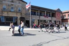 Parade for New Fire Station, Pumper Truck, Boat, Lehighton Fire Department, Lehighton (12)