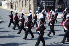 Parade for New Fire Station, Pumper Truck, Boat, Lehighton Fire Department, Lehighton (139)