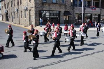 Parade for New Fire Station, Pumper Truck, Boat, Lehighton Fire Department, Lehighton (163)