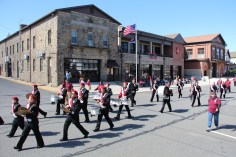 Parade for New Fire Station, Pumper Truck, Boat, Lehighton Fire Department, Lehighton (164)