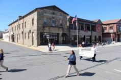 Parade for New Fire Station, Pumper Truck, Boat, Lehighton Fire Department, Lehighton (183)