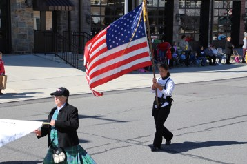 Parade for New Fire Station, Pumper Truck, Boat, Lehighton Fire Department, Lehighton (239)