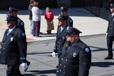 Parade for New Fire Station, Pumper Truck, Boat, Lehighton Fire Department, Lehighton (268)