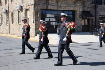 Parade for New Fire Station, Pumper Truck, Boat, Lehighton Fire Department, Lehighton (34)