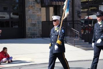Parade for New Fire Station, Pumper Truck, Boat, Lehighton Fire Department, Lehighton (35)