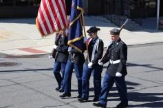 Parade for New Fire Station, Pumper Truck, Boat, Lehighton Fire Department, Lehighton (359)