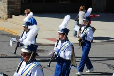 Parade for New Fire Station, Pumper Truck, Boat, Lehighton Fire Department, Lehighton (395)