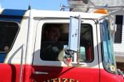 Parade for New Fire Station, Pumper Truck, Boat, Lehighton Fire Department, Lehighton (438)