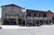 Parade for New Fire Station, Pumper Truck, Boat, Lehighton Fire Department, Lehighton (440)