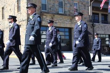 Parade for New Fire Station, Pumper Truck, Boat, Lehighton Fire Department, Lehighton (46)