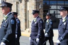 Parade for New Fire Station, Pumper Truck, Boat, Lehighton Fire Department, Lehighton (47)