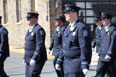 Parade for New Fire Station, Pumper Truck, Boat, Lehighton Fire Department, Lehighton (48)