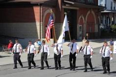 Parade for New Fire Station, Pumper Truck, Boat, Lehighton Fire Department, Lehighton (5)