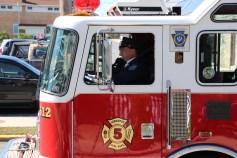 Parade for New Fire Station, Pumper Truck, Boat, Lehighton Fire Department, Lehighton (65)