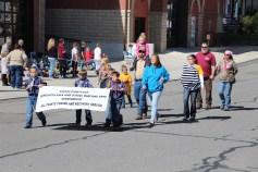Parade for New Fire Station, Pumper Truck, Boat, Lehighton Fire Department, Lehighton (88)