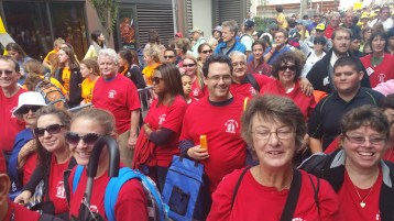 Pope Visit, Salvation Army volunteers, from Eric Becker, Philadelphia, Sept 2015 (113)