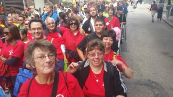 Pope Visit, Salvation Army volunteers, from Eric Becker, Philadelphia, Sept 2015 (114)