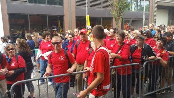 Pope Visit, Salvation Army volunteers, from Eric Becker, Philadelphia, Sept 2015 (115)