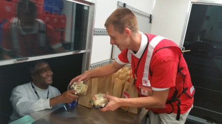 Pope Visit, Salvation Army volunteers, from Eric Becker, Philadelphia, Sept 2015 (14)