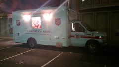 Pope Visit, Salvation Army volunteers, from Eric Becker, Philadelphia, Sept 2015 (34)