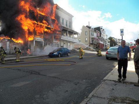 Structure Fire, photos courtesy Bill N Tonia, Ashland, 10-18-2015 (10)