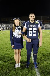 Tamaqua Area Homecoming Game, King and Queen, Sports Stadium, Tamaqua, 10-16-2015 (121)