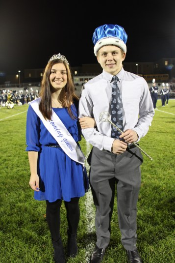Tamaqua Area Homecoming Game, King and Queen, Sports Stadium, Tamaqua, 10-16-2015 (136)