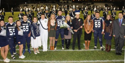 Tamaqua Area Homecoming Game, King and Queen, Sports Stadium, Tamaqua, 10-16-2015 (167)